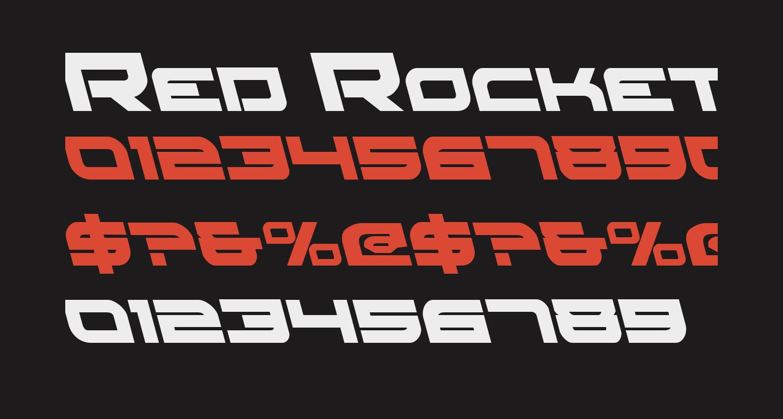 Red Rocket Leftalic