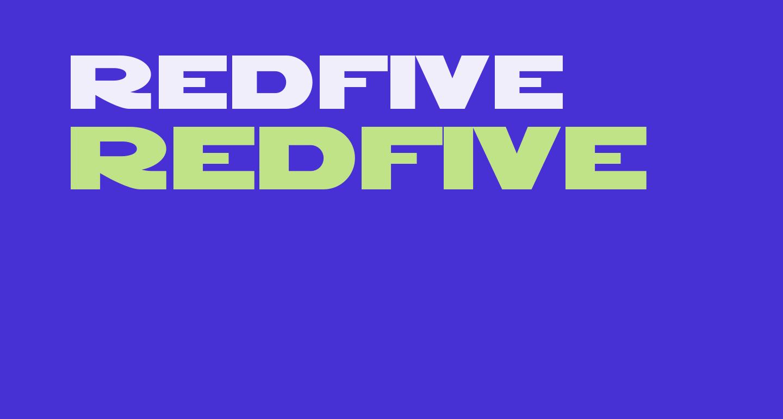 RedFive