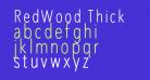RedWood Thick