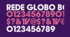 Rede Globo Bold
