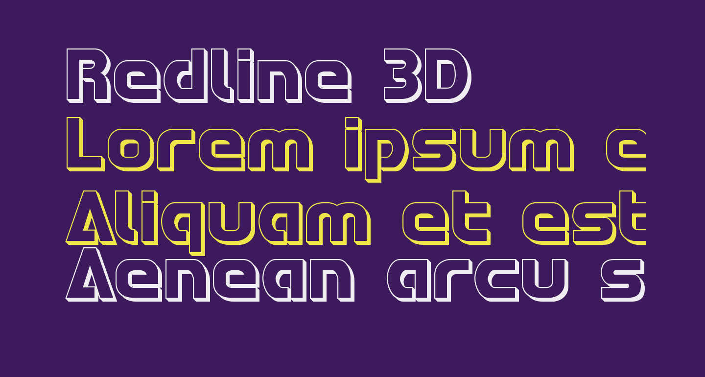 Redline 3D