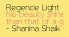 Regencie Light