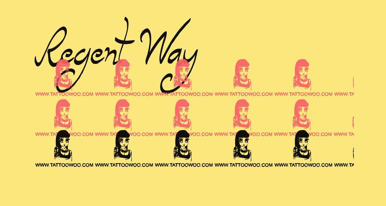 Regent Way