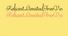 ReliantLimitedFreeVersion