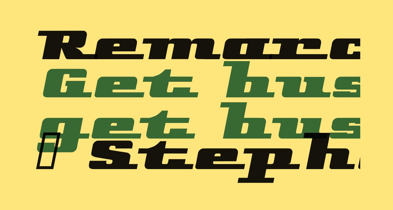 Remarcle Left