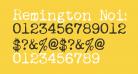 Remington Noiseless