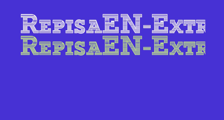 RepisaEN-ExtraBold