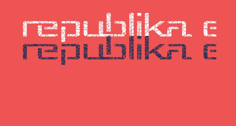 Republika Exp - Shatter