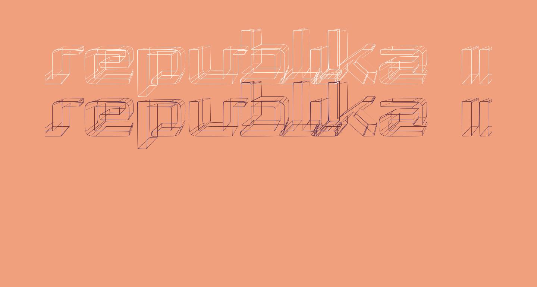 Republika II Exp - Sketch