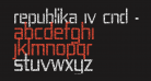 Republika IV Cnd - Shatter