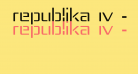Republika IV - Light