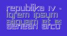 Republika IV - Shadow