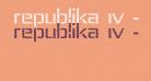 Republika IV - Shatter
