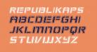 Republikaps - College Italic
