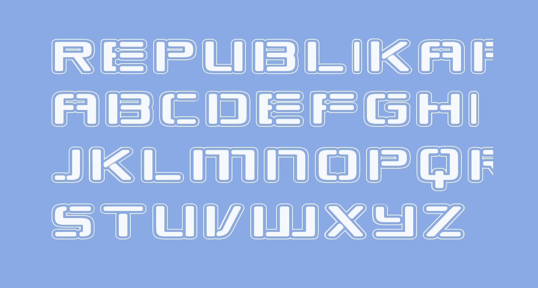 Republikaps Exp - College