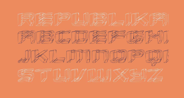 Republikaps Exp - Sketch