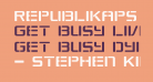 Republikaps