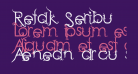 Retak Seribu