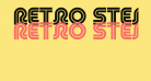 Retro Stereo Wide