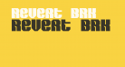 Revert BRK