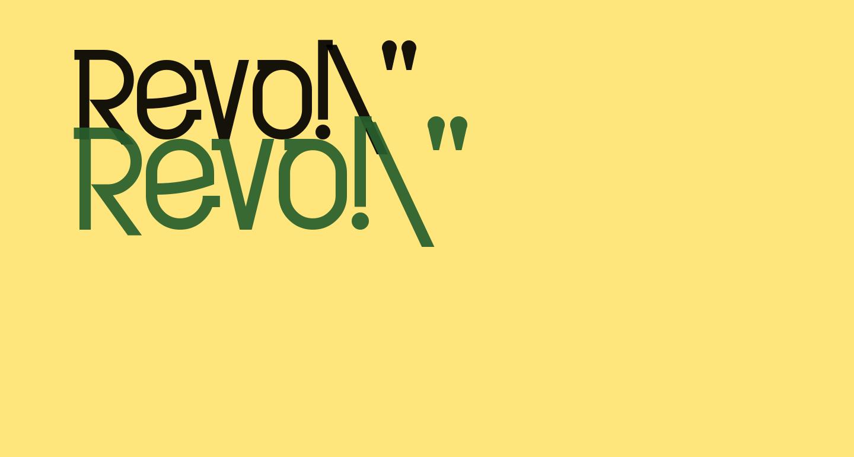 Revo!'