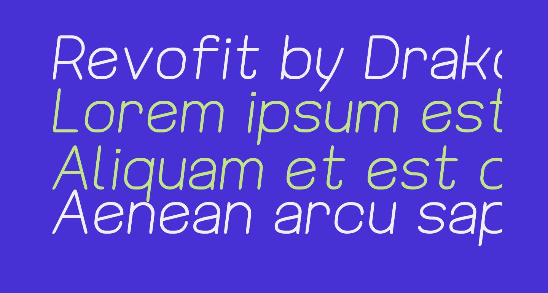 Revofit by Drakoheart - Diagonal