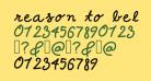 reason to believe