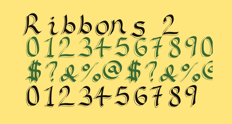Ribbons 2