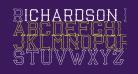 Richardson Fancy Block