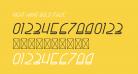 Right Hand Bold Italic