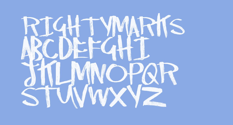 RightyMarks