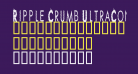Ripple Crumb UltraCon