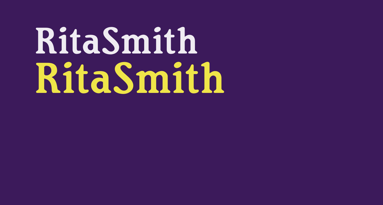 RitaSmith