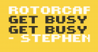 ROTORcap Extended Bold