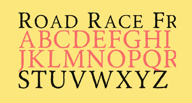 Road Race Free Rough