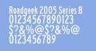 Roadgeek 2005 Series B