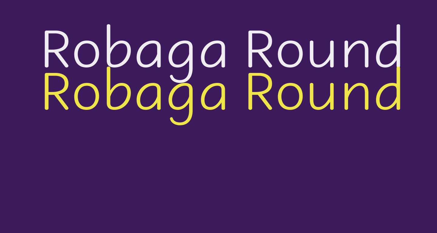 Robaga Rounded Light