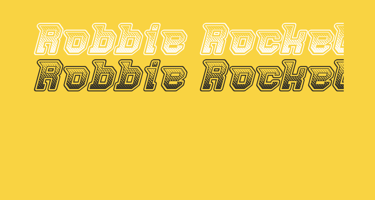 Robbie Rocketpants