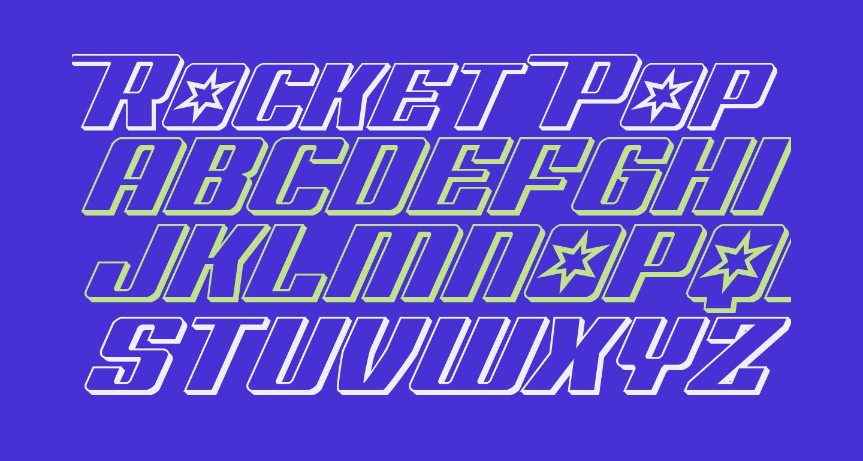 Rocket Pop 3D