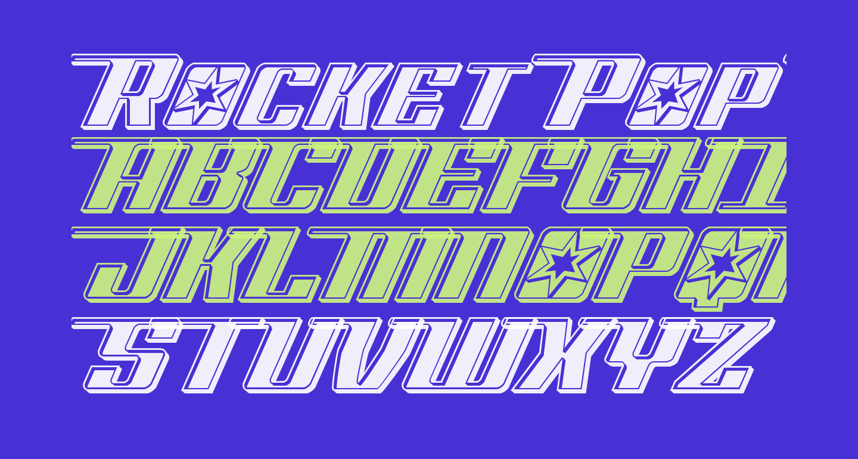 Rocket Pop Bevel