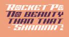 Rocket Pop Expanded Expanded