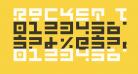 Rocket Type Bold