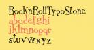RocknRollTypoStone