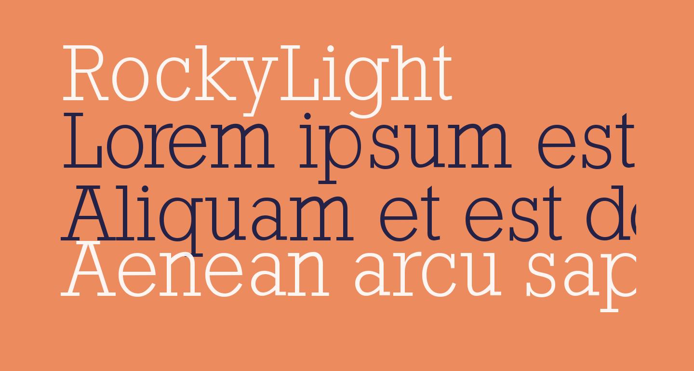RockyLight