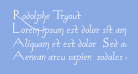 Rodolphe Tryout