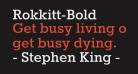 Rokkitt-Bold