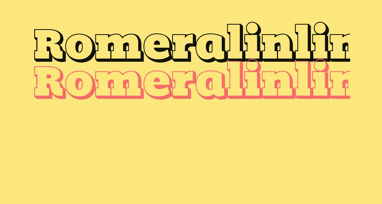 Romeralinline