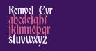 Romvel Cyr
