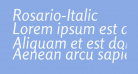 Rosario-Italic