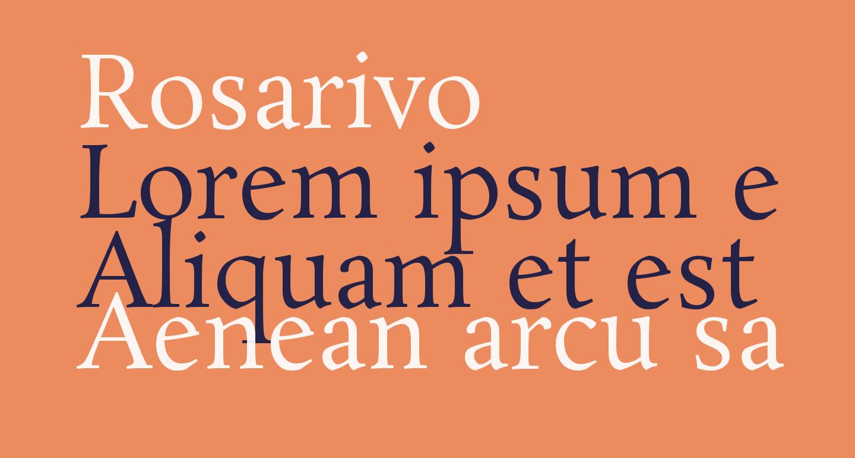 Rosarivo